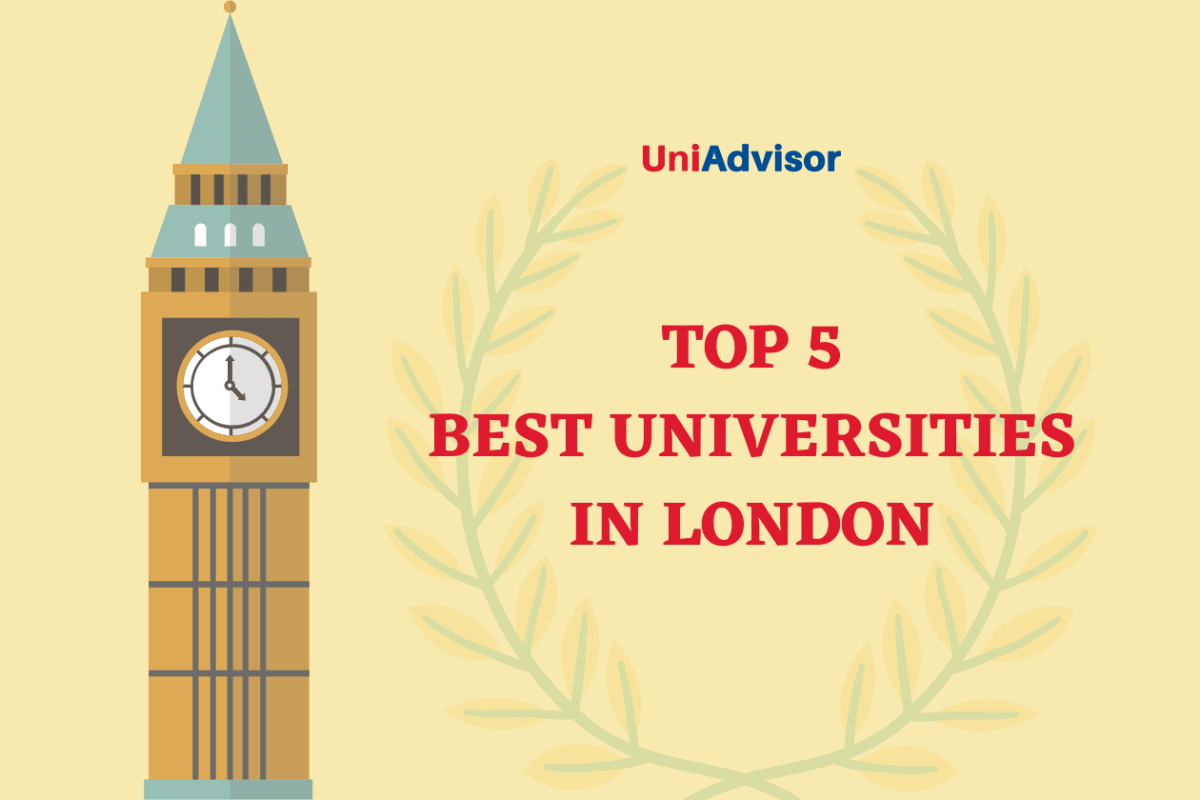 Top 5 best universities in London