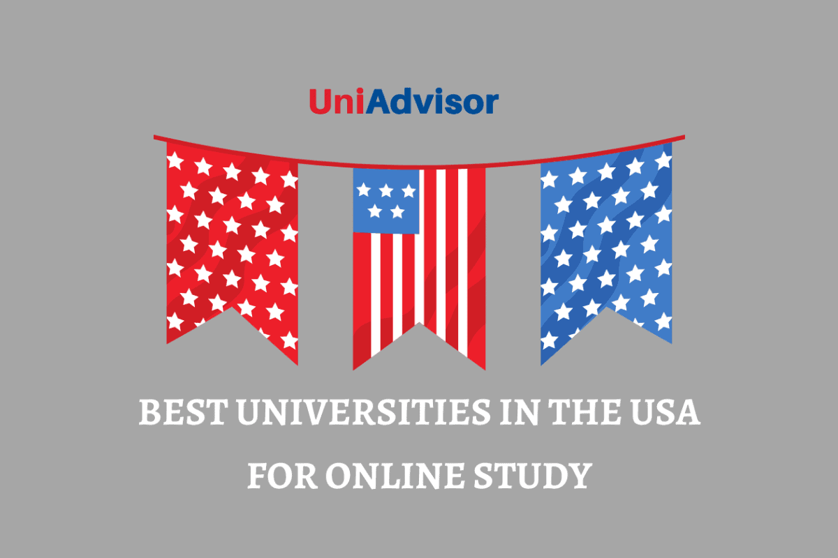 Best Universities in the USA for online study