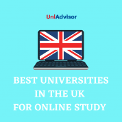 Best universities in the UK for online study