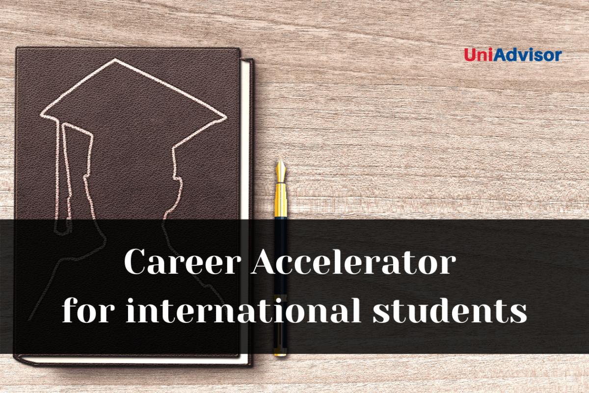 Career Accelerator for international students