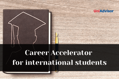 Career Accelerator for international students