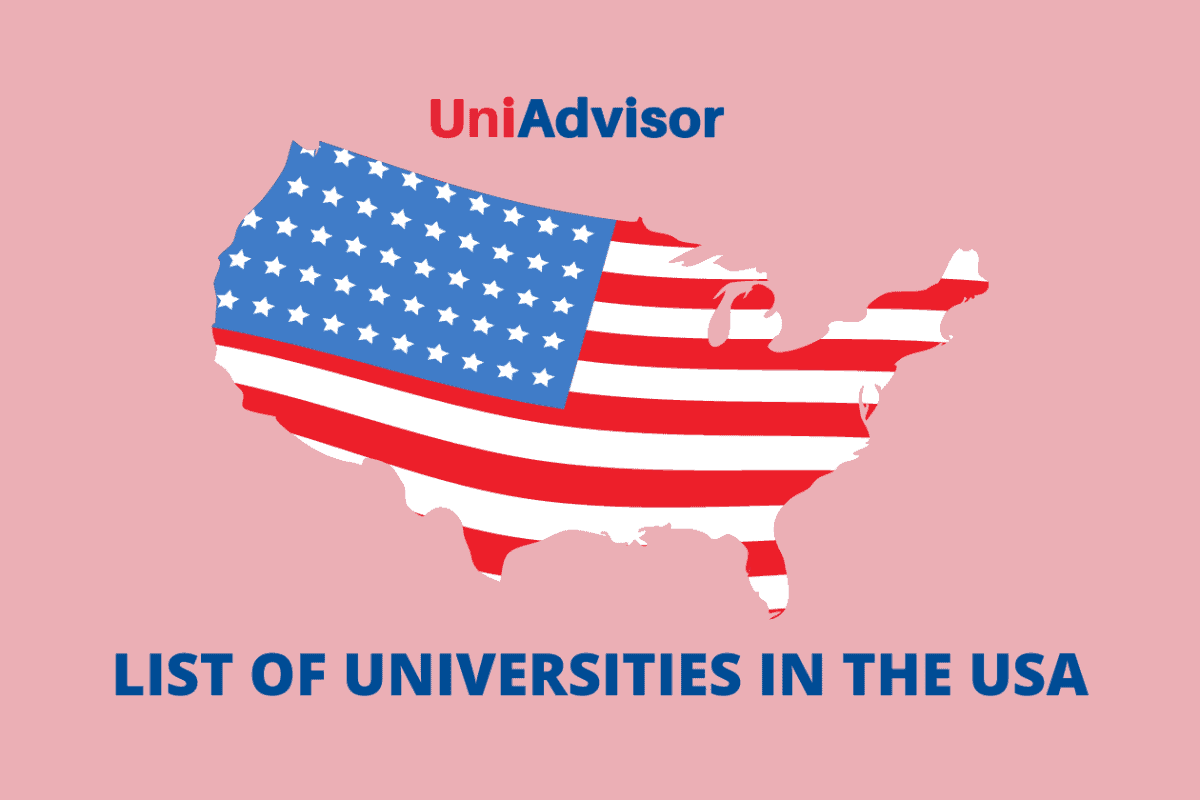 Compare List of Universities in the United States USA