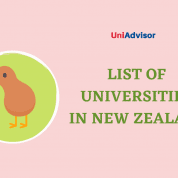 List of universities in New Zealand