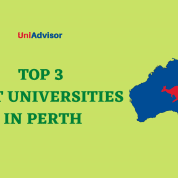 Top 3 best universities in Perth