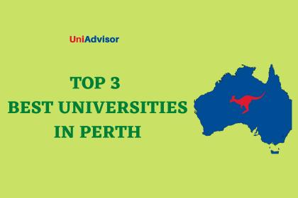 Top 3 best universities in Perth