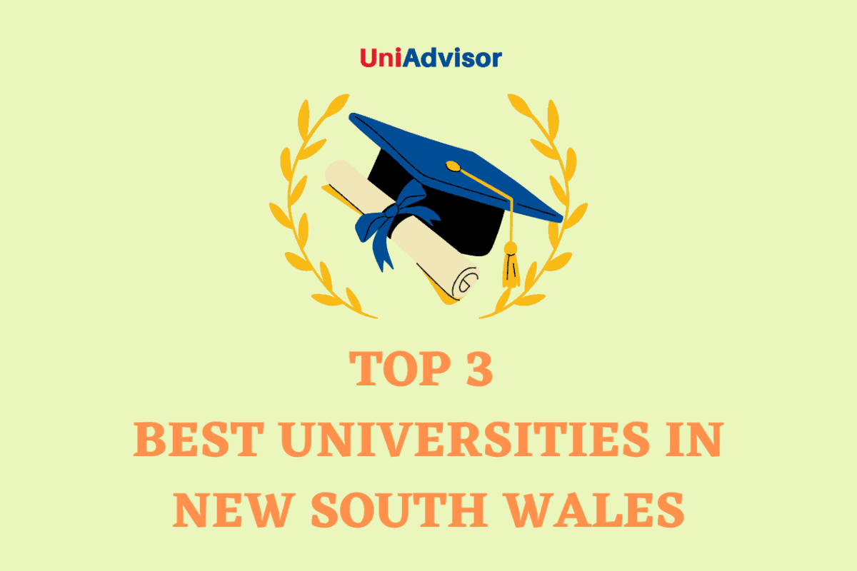 Top 5 best universities in New South Wales