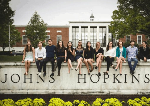 Johns Hopkins University Ranking & International Student Reviews